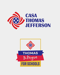 Casa Thomas Jefferson: Thomas Bilingue